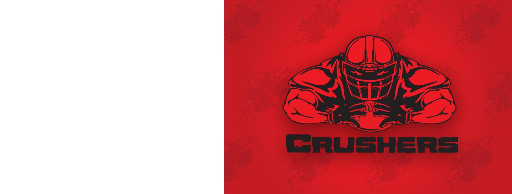 Crushers Store Banner