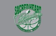 Sacred Heart Basketball Store Button