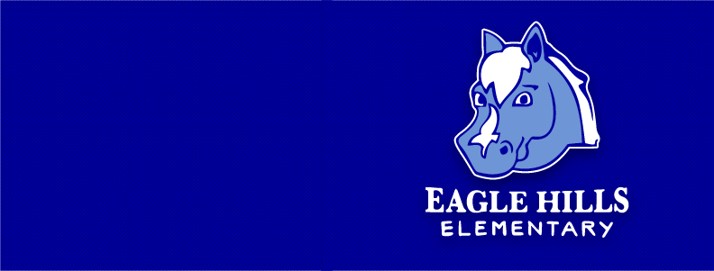 Eagle Hills Elementary Store Banner